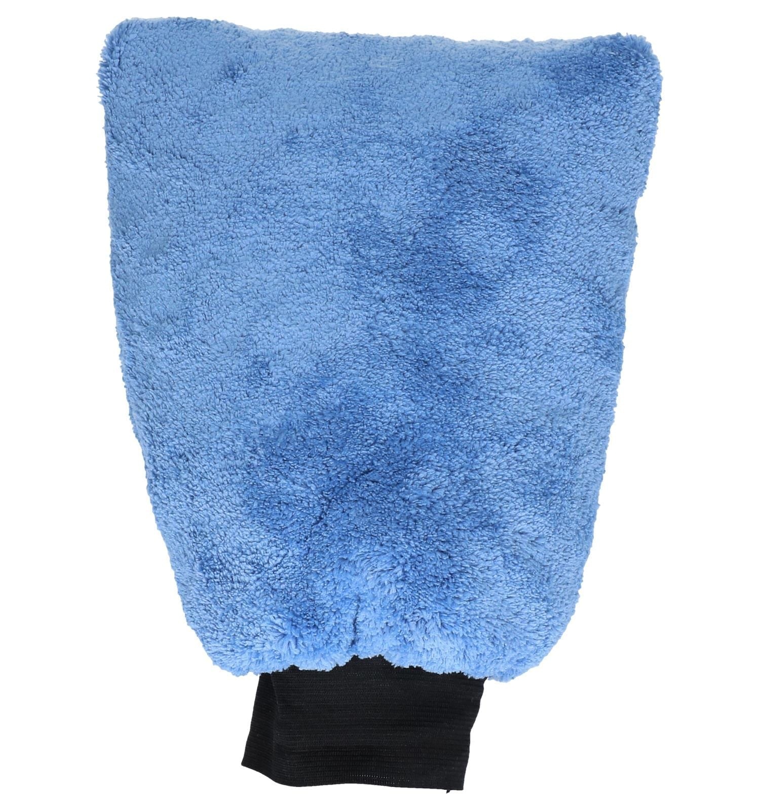 Microfibre Wash Mitt – Blue